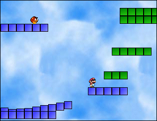 Platform Engine screenshot